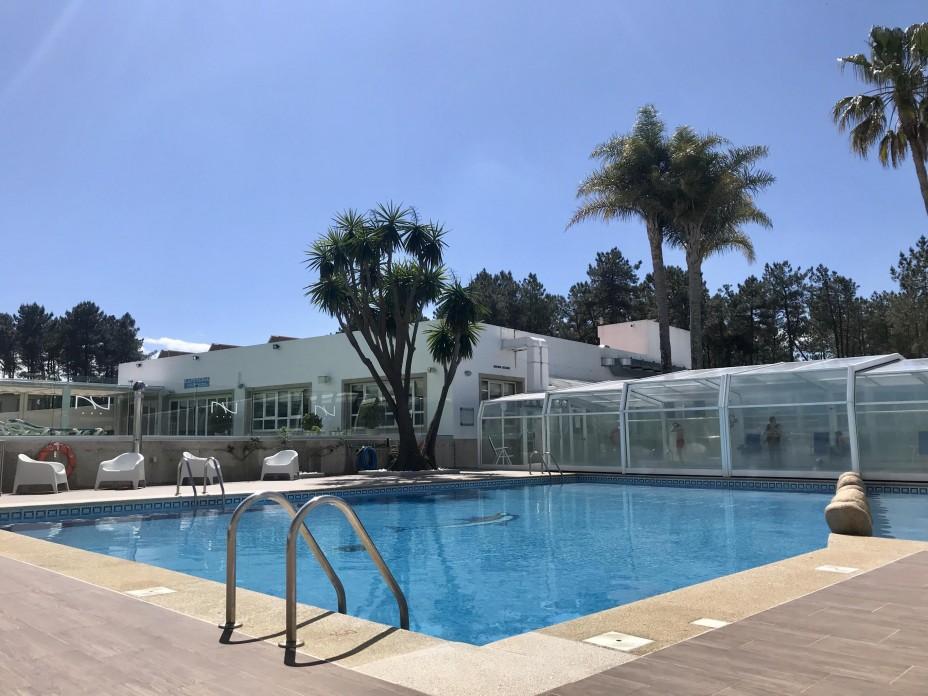 Piscinas exteriores - Hotel Nuevo Vichona Spa - Sanxenxo .jpg