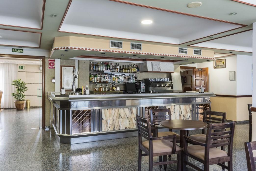 Cafeteria  principal - Hotel Nuevo Vichona Spa - Sanxenxo.jpg
